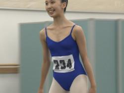 NHK教育テレビでバレエしてるJ◯レオタードのチクビが浮くハプニング