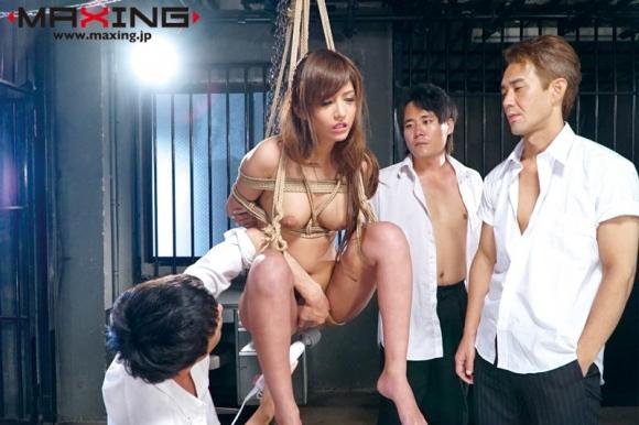 麻生希逮捕6
