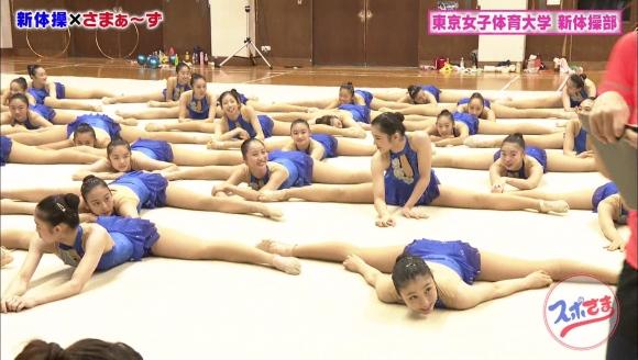 新体操レオタード 8