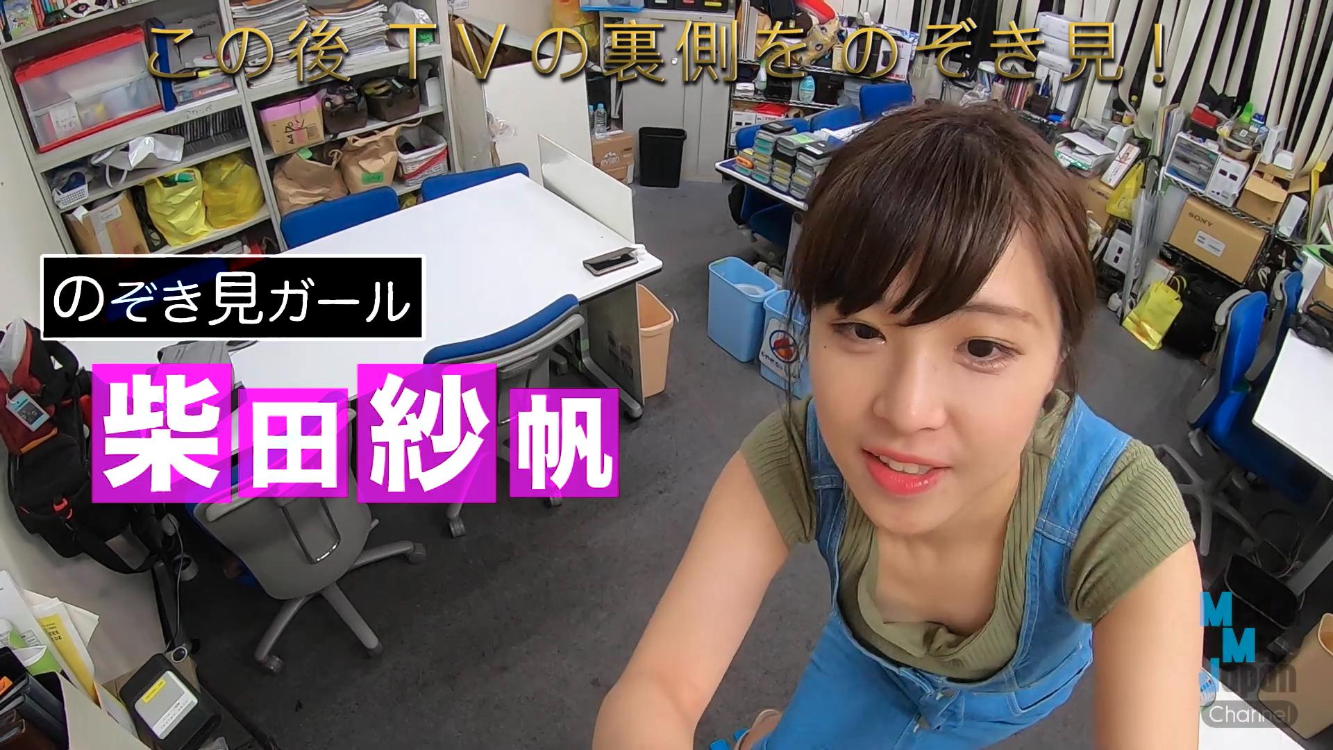 柴田紗帆乳首11