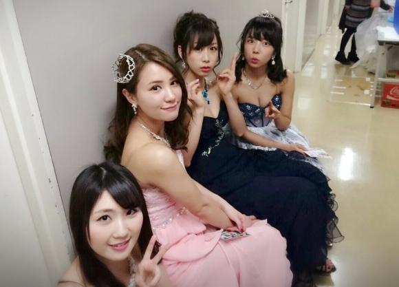 元AKB48鈴木まりや手ブラ8
