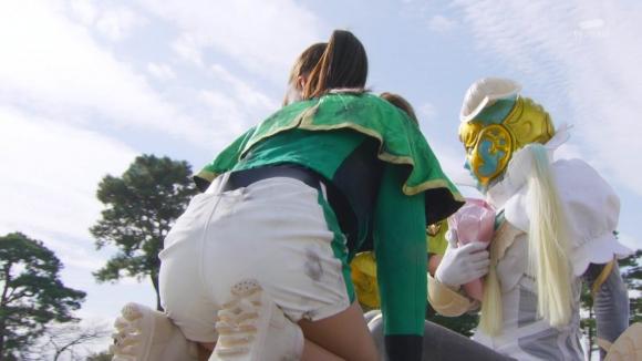 魔進戦隊キラメイジャー新條由芽お尻14