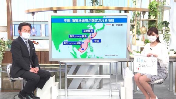 角谷暁子パンチラ10