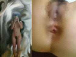 ドMの21歳女子大生がおま○こくぱぁしてアナル挿しオナニーエロ自撮り